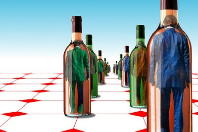 Inizi a cantare una conclusione di alcool da un organismo