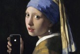 La ragazza con l'orecchino di perla di Jan Vermeer