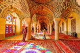 fig. 1 moschea nasir al mulk interno