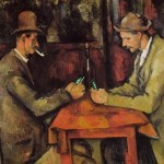 I giocatori di carte di Paul Cézanne
