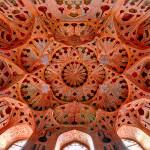 fig.2 moschea nasir al mulk cupola