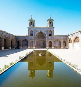 fig.3 moschea nasir al mulk corte